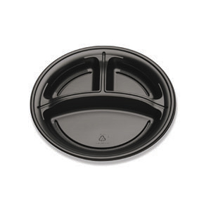 CX-10.25IN GREAT DIVIDER PLATE BLACK