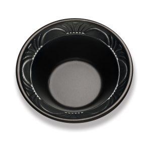 12OZ BOWL-CF BLACK PERFECT PACK