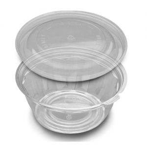 4532 32OZ JUSTFRESH BOWL/DOME 150 SETS