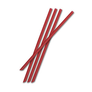 "5"" STIRRER ALL PURPOSE RED"