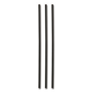 5.25 Stirrer Black Unwrapped