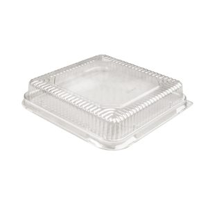 "47505 8"" SQUARE DOME PET 500"