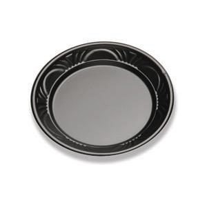 6IN PLATE BLACK PEARL