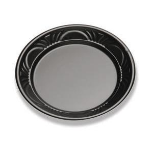 7IN. PLATE-BLACK PEARL
