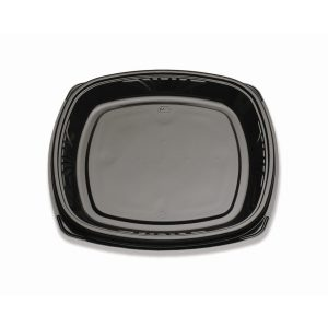12IN N/C FORUM TRAY-BLK PRL-PRF PK