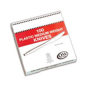 OMEGA KNIFE WHITE 10/100