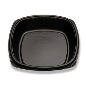 10IN FORUM DEEP PLATE BLACK-PRF PK