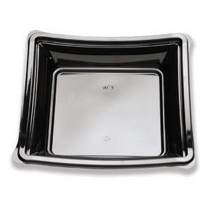 10IN NEW WAVE DEEP PLATE BLACK