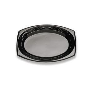 11X8 PLATTER-CF BLACK