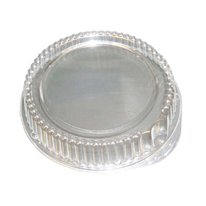 9IN. PLATE LID- DUAL STACK PLAIN