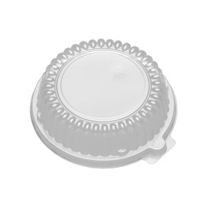 6IN. PLATE HIGH DOME LID