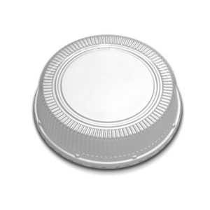 12IN CATER TRAY DOME LID (50)