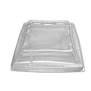 7IN SAVVY HIGH DOME LID VENTED