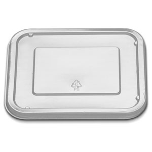 OPS 24/32 OZ OBLONG FLAT LID