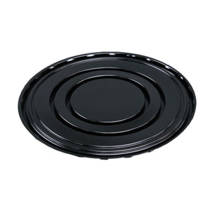 "10"" Dia Cake Base Black"