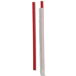 "10 1/4"" TALL GIANT WRAP RED"