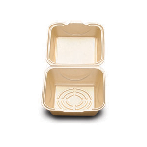 "enviroware 5"" HINGED WHEAT"