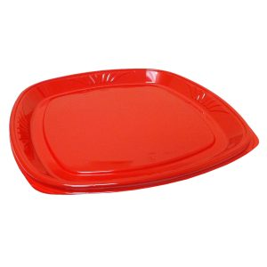 18IN FORUM TRAY RED - PRF PK