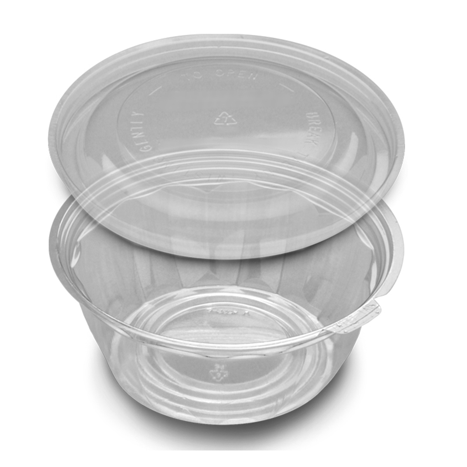 4532 32OZ JUSTFRESHBOWL/DOME 150 SETS