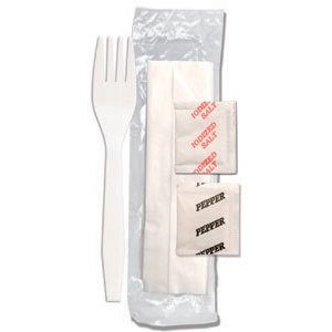 SENATE FORK S&P NAPKIN 250