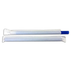 8.63 Colossal Blue Straw Wrp