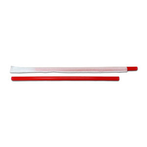 9 IN GNT Straw Red 24 300 Bag