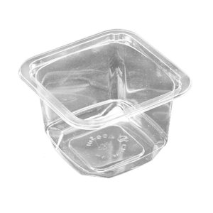 Square Deli Wide Flange PLA 16 Oz