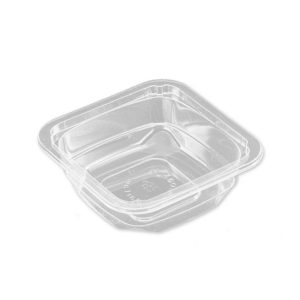 Square Deli Wide Flange 8 Oz P