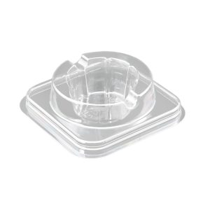 Square Deli Cup Cake Base
